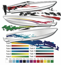 Boats Marine Vessels Red Eye Printing